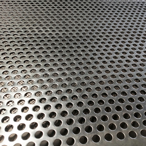 Perforiertes Metallblech